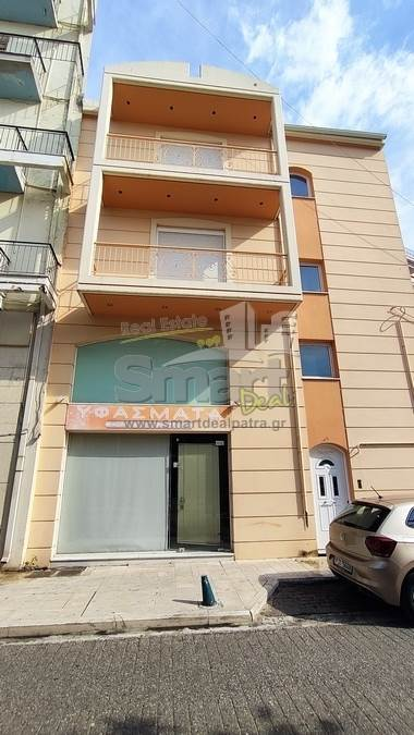 (For Sale) Other Properties Block of apartments || Aitoloakarnania/Mesologgi - 166 Sq.m, 130.000€
